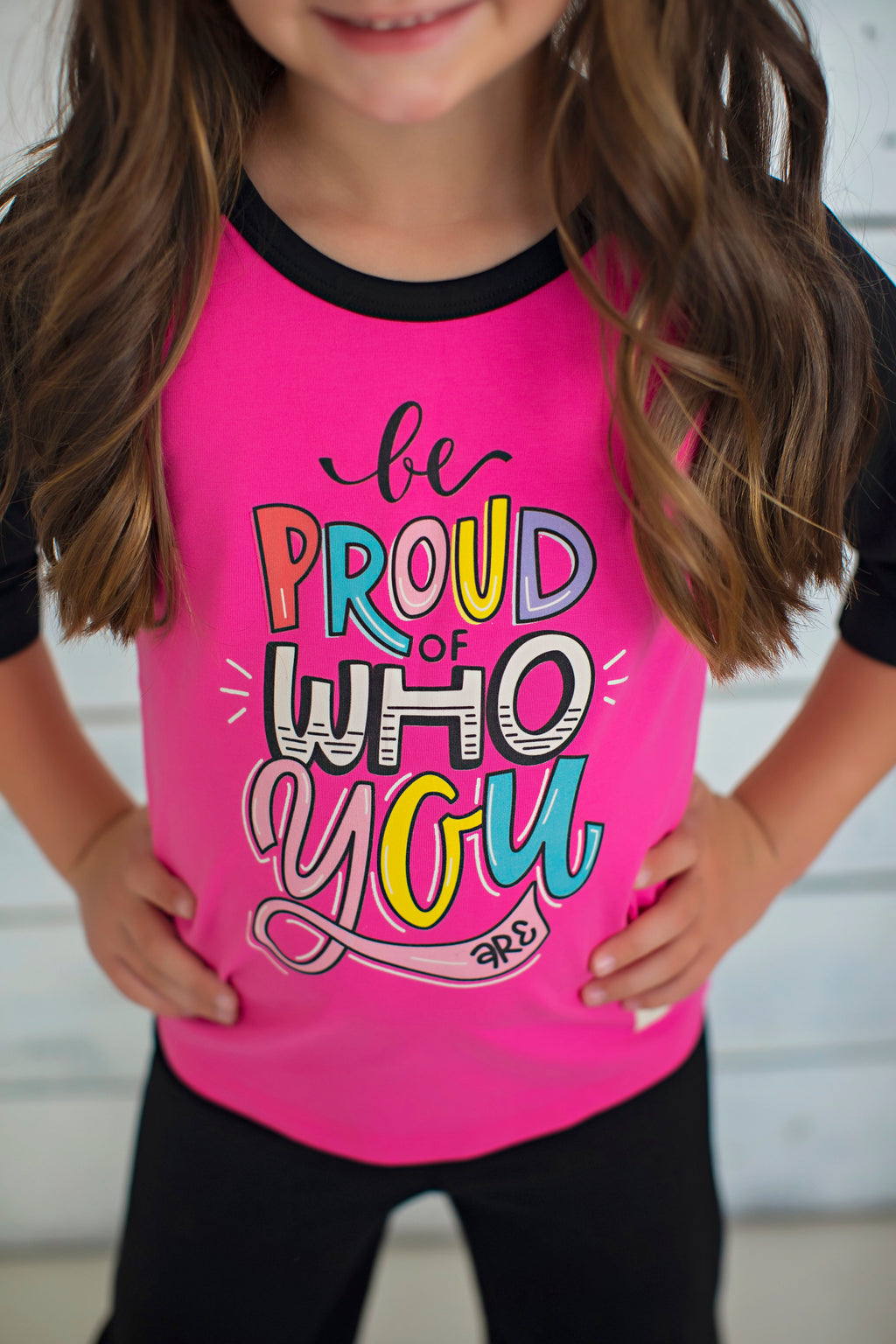 Proud to Be You Tee
