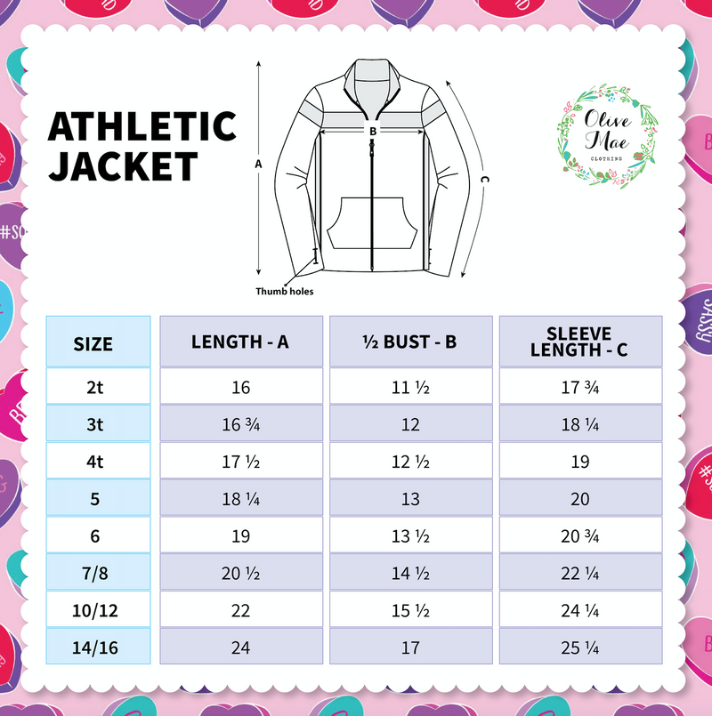 Athletic Jacket Club