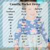 Camille Pocket  Dress