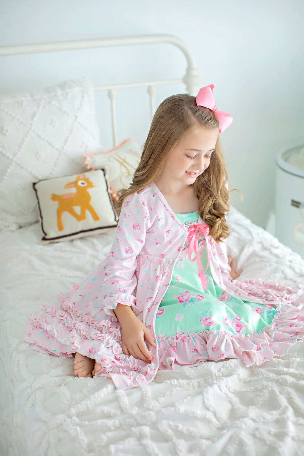Maggie Mae Lounge Wear Set