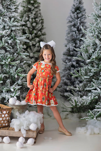 Holiday Traditions Dress