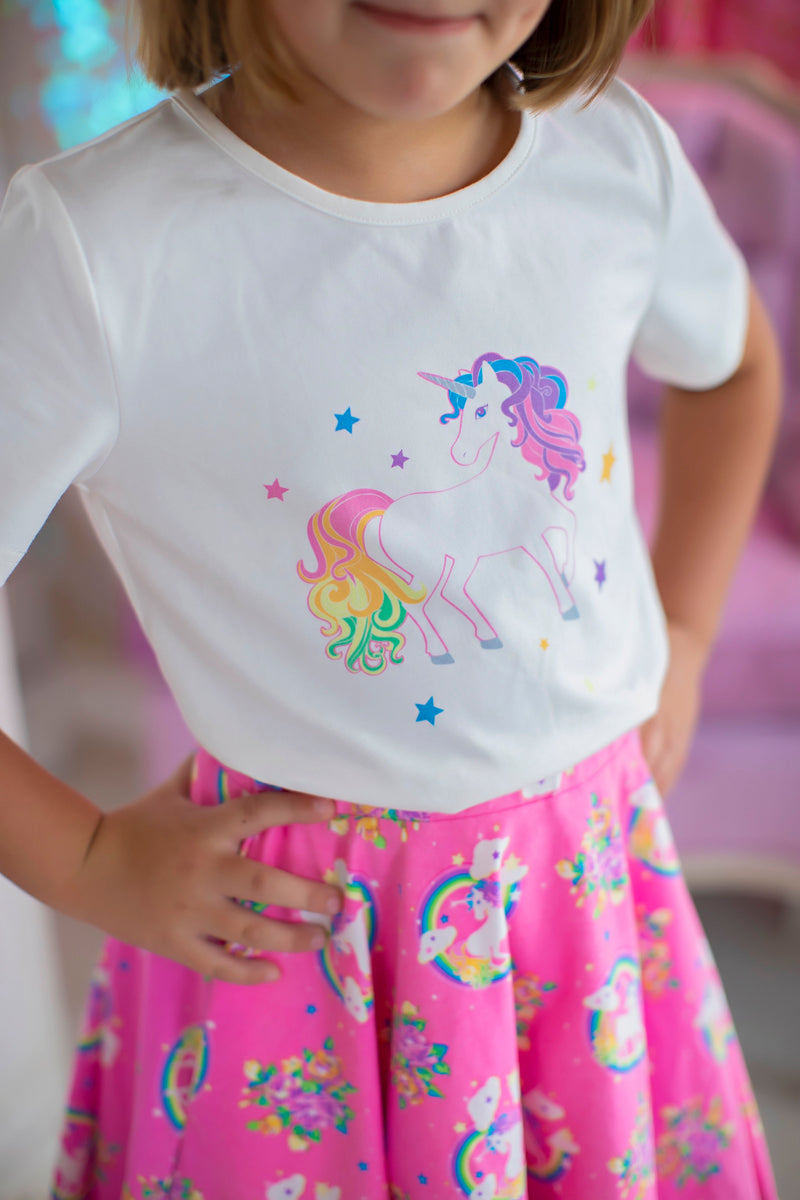 Whimsical Wishes Tee
