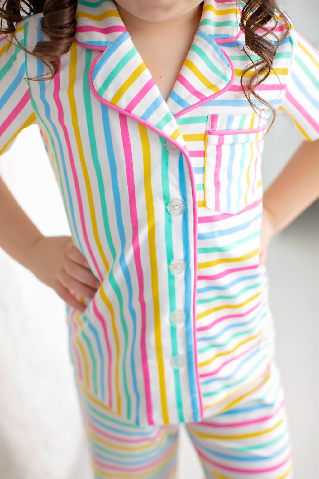 Happy Stripes Loungewear