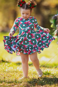 Deck the Halls Twirl Dress (4374492741767)