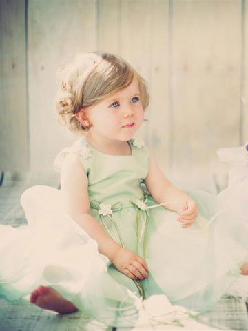 Affordable Organza Baby Dress