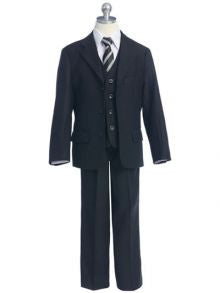 Complete 5 Piece suit set