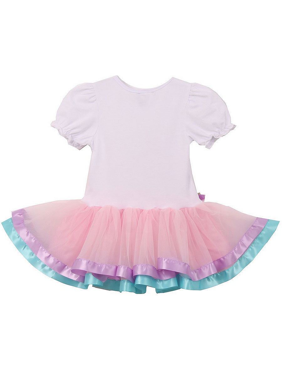 Unicorn Birthday Girl Tutu Dress
