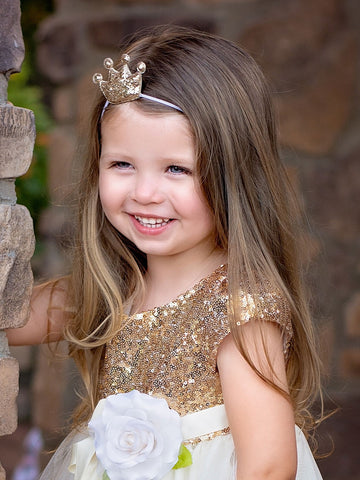 Princess Sequin Headband