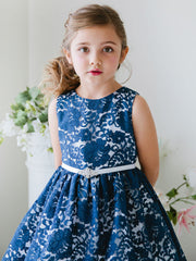 Sweet Cotton Lace Dress