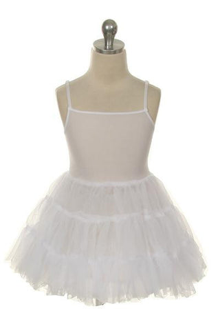 Body Petticoat for Girl Dresses