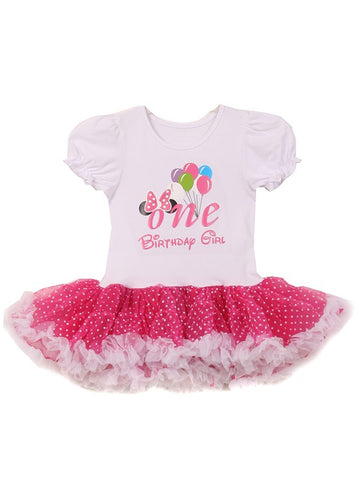 Birthday Girl Tutu Dress