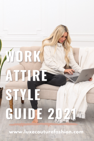 Free Work Attire Style Guide