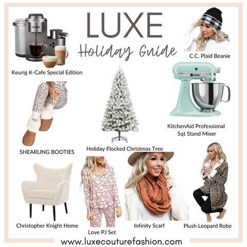 Luxe Holiday Gift Guide