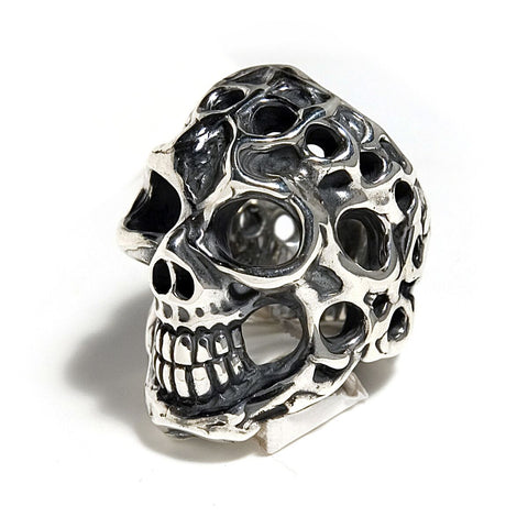 Master Skull Ring with Holes