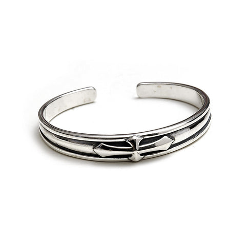 Men's Cross Bangle