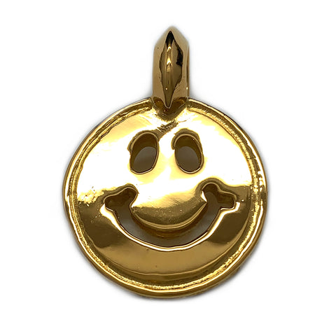 Happy Face Charm Custom