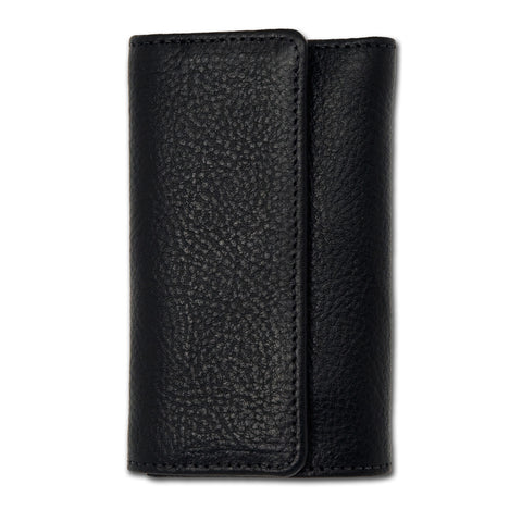 Plain Leather Key Wallet