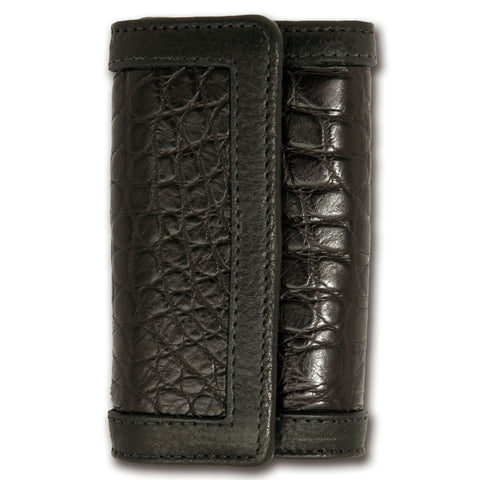 Alligator Leather Key Wallet