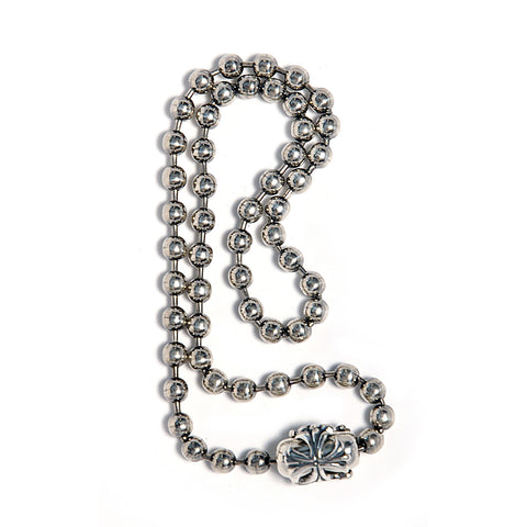 Large Ball Chain Silver 5.5 mm