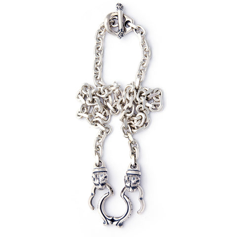 BWL Horse Shoe Necklace