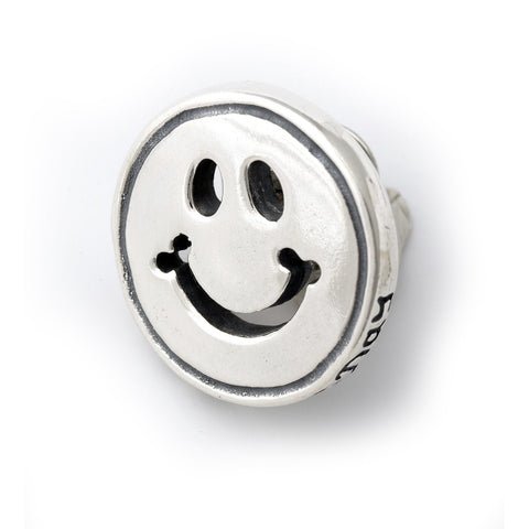 "Happy Face ""Pin"""