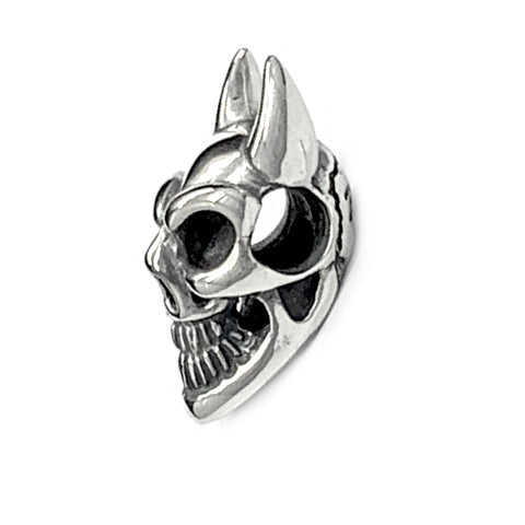 Medium Demon Skull Pendant