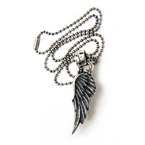 Wing Pendant with Chain
