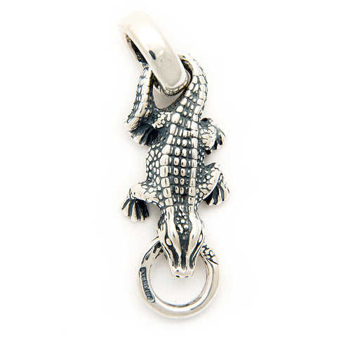 Baby Alligator Pendant