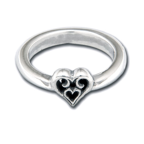 X-Small Heart Ring