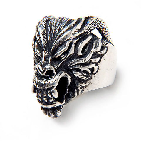 Evil Dragon Ring