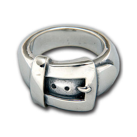 Large Buckle Ring