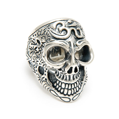 OHM Graffiti Master Skull Ring
