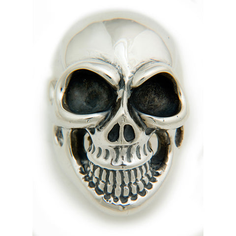 2012 Master Skull Ring, Heavy