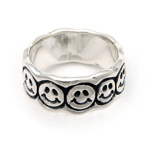 Happy Face Ring