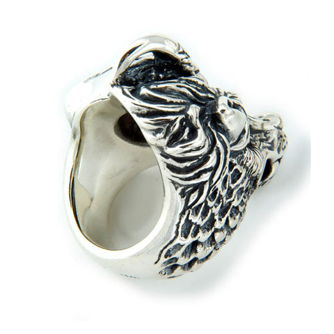 Maiki Ring Multi Animal Ring, Heavy