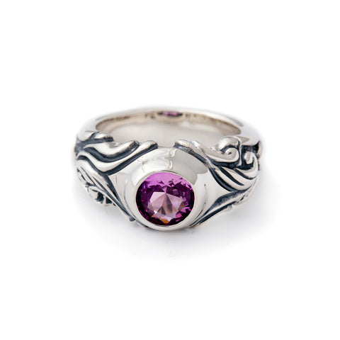 8mm Special Edition Ring Your Choice of Stone Colors