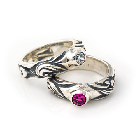 4mm Stone Special Edition Ring (PAIR)