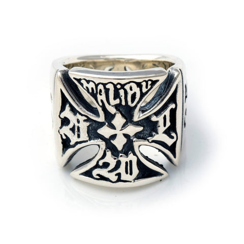 BWL Malibu Cross Ring