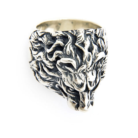 Lion Ring (medium)