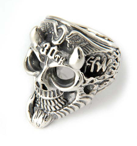 Flying Tire 30th Anniversary Ring