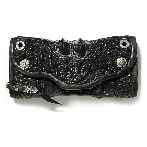 Hornback Gator Large Currency Wallet
