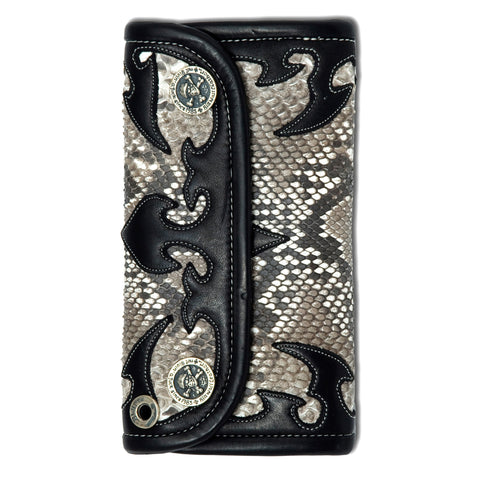 Tribal Python Wallet