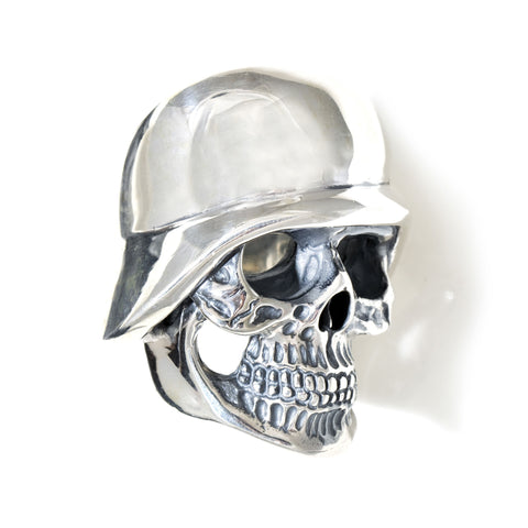Helmet Skull Ring Extra Large (Monster)