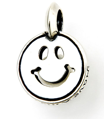 Happy Face Charm