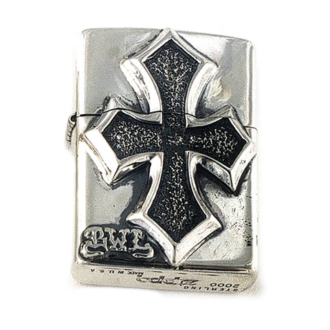 "Silver Lighter with ""C"" Cross Ltd"