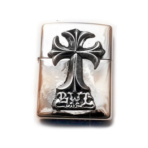 Lighter with Crucifix