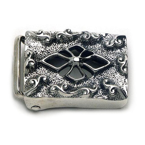 Sterling Silver BWL Belt Buckle Ltd.