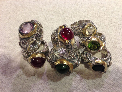 Special Edition Ring Custom Order Stones