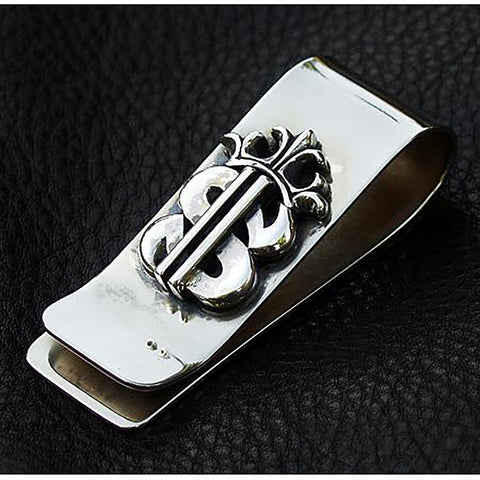 Nickel $ Money Clip