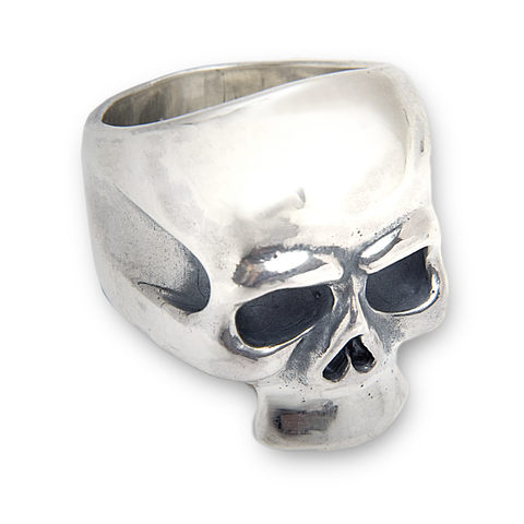 Large Forehead Skull Ring